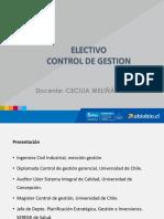 Asignatura Control de Gestión 1SEMESTRE2019 - Copia
