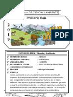 Syllabus de Ciencia y Ambiente 2do