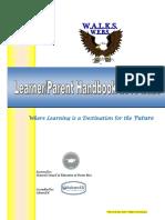 walkswebs learner parent handbook 2019-2020  julio 2019