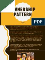 media ownership patterns
