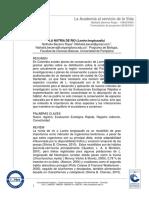 Review de Lontra Longicaudis_Nutria