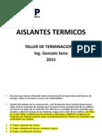 02 Aislacion Termica de Terminaciones 2015
