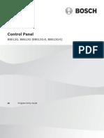 B9512G B8512G Installation Manual EnUS 186175526510