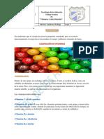 Sales Minerales - Tecnologia de los Alimentos