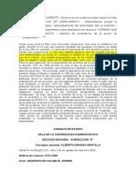 Acción de cumplimiento CE.doc
