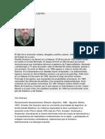 biografias revolucion cubana