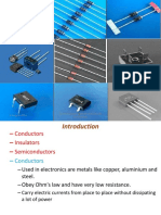 1 Semi Conductors, Charge Carriers, Intrinsic and Extrinsic Semi Conductors 11 Jul 2019Material_I_11 Jul 2019_24