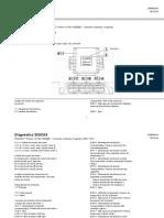Pinout EDC 16C34 Peugeot Partner 1.6 HDI - 2008