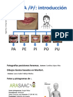 Introduccion Fonema p Monfort PDF Grande