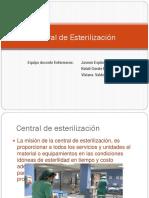 Central de Esterilizacioìn