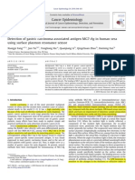 Detection of Gastric Carcinoma-Associated Antigen MG7-Ag