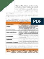 Informe Auditoria Bleydy Ortega V.