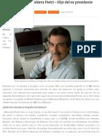 El ABC de Andrés Caldera Pietri – Hijo del ex presidente Caldera  ABC DE LA SEMANA