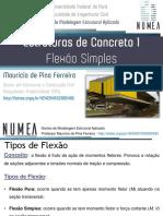 EC1 - Flexão