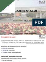 Trocadores de Calor_apresentação