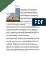 Definición de los  Mayas.docx