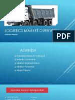 Kolhapur Logistics Market