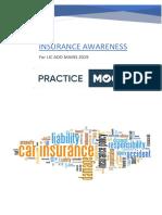 Updated Insurance Awareness PDF for LIC ADO Mains