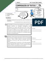 Estructura de Los Textos
