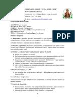 Catequesis Prebautismal, Deber
