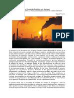 ¡La Revolución Socialista ante el abismo! (Ante la Huelga General Internacional contra el Cambio Climático )