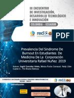Plantilla III Encuentro USBCali-DeF