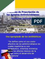 Antibioticos Uso Racional Arancibia