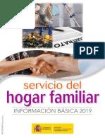 Información Empleados Del Hogar 2019