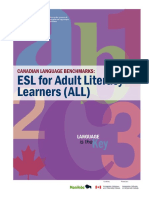 ESL for Adult learners