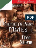 Cree Storm - Capulet 01 - El Compañero Del Pasado de Damien