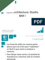 Revit Architecture Diseño BIM