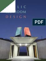 Public Restroom Design