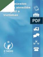 Atencion de Victimas