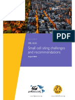 Small Cell Siting Challenges Recommendations Whitepaper Final