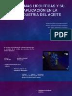 Enzimas Lipolíticas y su Aplicación en la Industria.pptx