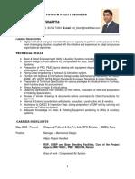CV Niladri Bhattacharyya