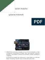 Arquitectura Arduino