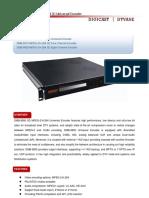 Dmb-9810_9820 Mpeg-2_h 264 Sd Encoder