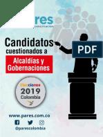 Informe Candidatos Cuestionados 2019 1