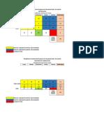 Proyecto de Vinculacion - Temas y Fechas de Charlas de Capacitacion