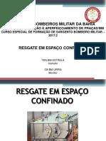 manual dos bombeiros