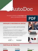 Apresentação - Sistema AutoDoc FVS