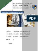 Mercados de Derivados en El Peru