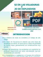 Explosivos-Cobriza