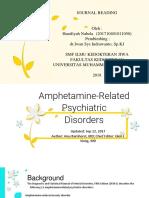 Hanifiyah N_Amphetamine Related Psychiatric Disorders.pptx