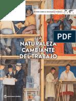 La naturaleza cambiante del trabajo -Banco Mundial.pdf