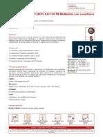 INDECO RETFLEX_N2XY_0_6_1_kV_FB_ + GND Multipolar_con_cond_tierra