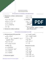 Formulas Toda La 100