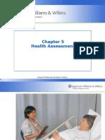 Health Assessment Lippincott