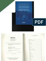 LE GOFF, Jacques; SCHMITT, Jean-Claude. Dicionário Temático Do Ocidente Medieval, Vol. 1